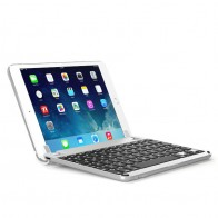 Brydge - Keyboard 7.9 inch iPad mini 4 Silver 01