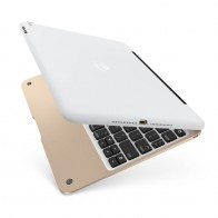 ClamCase Pro iPad Air 2 White/Gold - 2