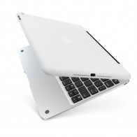 ClamCase Pro iPad Air 2 White/Silver - 2