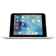 ClamCase Pro Keyboard Case iPad mini 4 White/Silver - 4