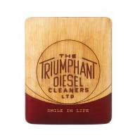 Diesel Wood Paddy Sleeve iPad Triumphant - 1