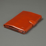 Sena Leather Folio iPad Mini 1/2/3 Tan Brown - 1