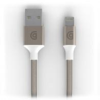 Griffin - Premium USB to Lightning Kabel 1,5 meter Gold 01