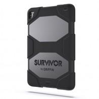 Griffin Survivor All Terrain Case iPad Pro 9.7 Black 01