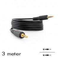 """Belkin - Audio kabel """"Jack 3.5mm"""" M/M (3 Meter)"""