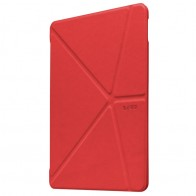 LAUT - Trifolio hoes voor iPad Pro 10.5 Red 01