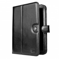 Sena Leather Folio iPad Mini 1/2/3 Black - 1