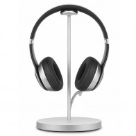 Twelve South - Fermata Headphone Charging Stand Silver 01