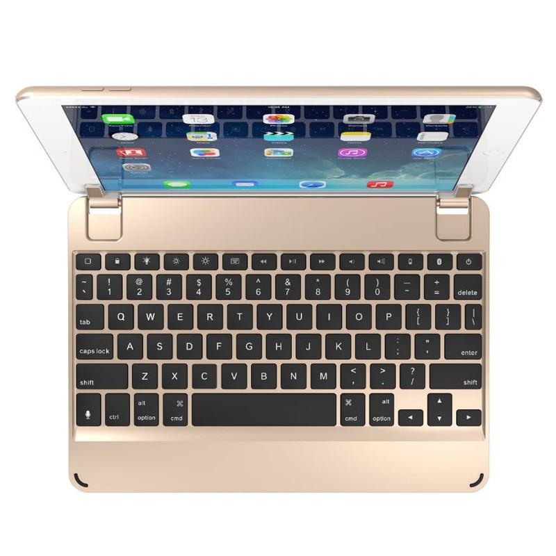 Brydge - Keyboard 9.7 iPad Air/Air 2/Pro 9.7 Gold 02