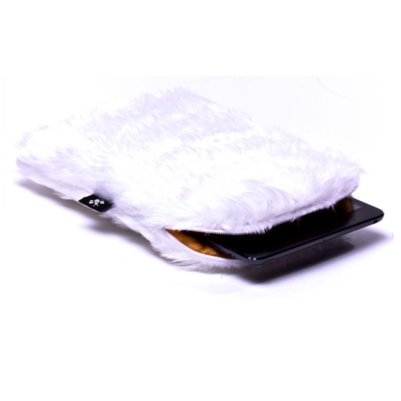 CoverBee iPad mini Sleeve Snow White - 1