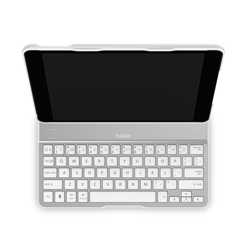 Belkin Ultimate Keyboard Case iPad Air White - 3