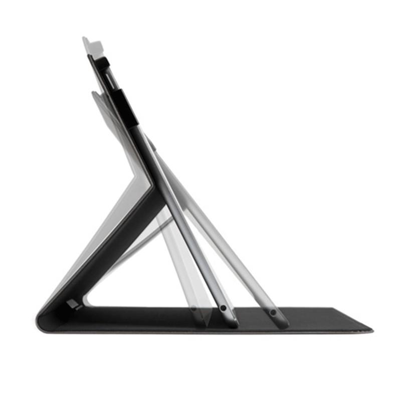 Incase Book Jacket Slim iPad Air 2 Charcoal - 5