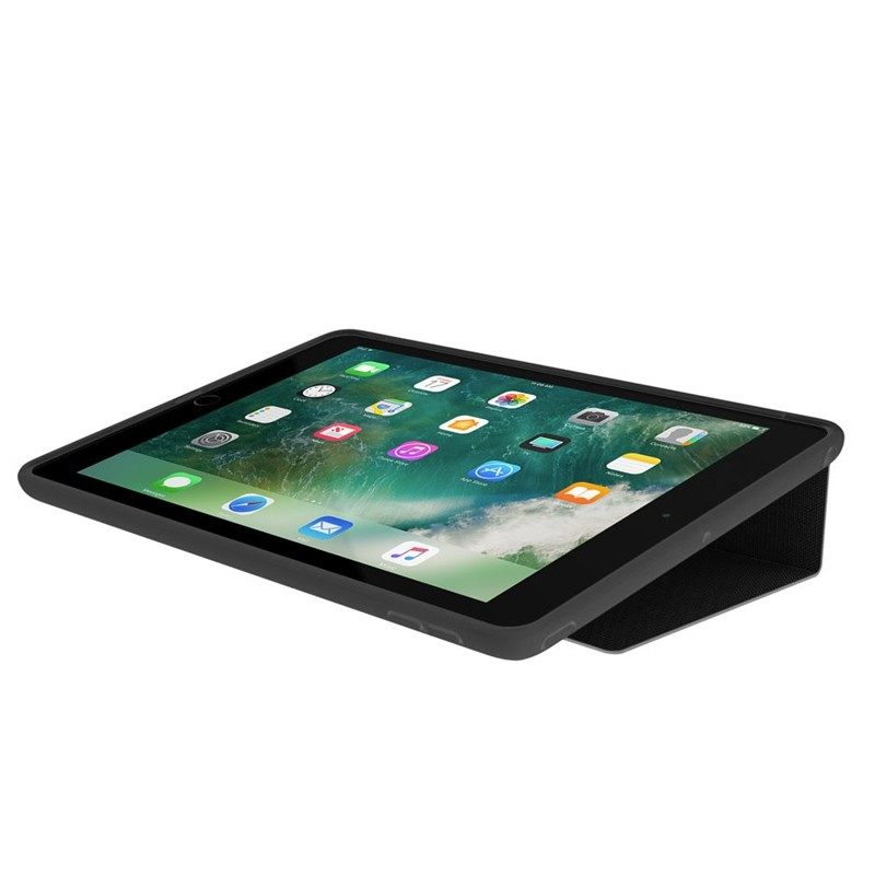 Incipio Clarion Apple iPad 9,7 inch 2017 Zwart - 4
