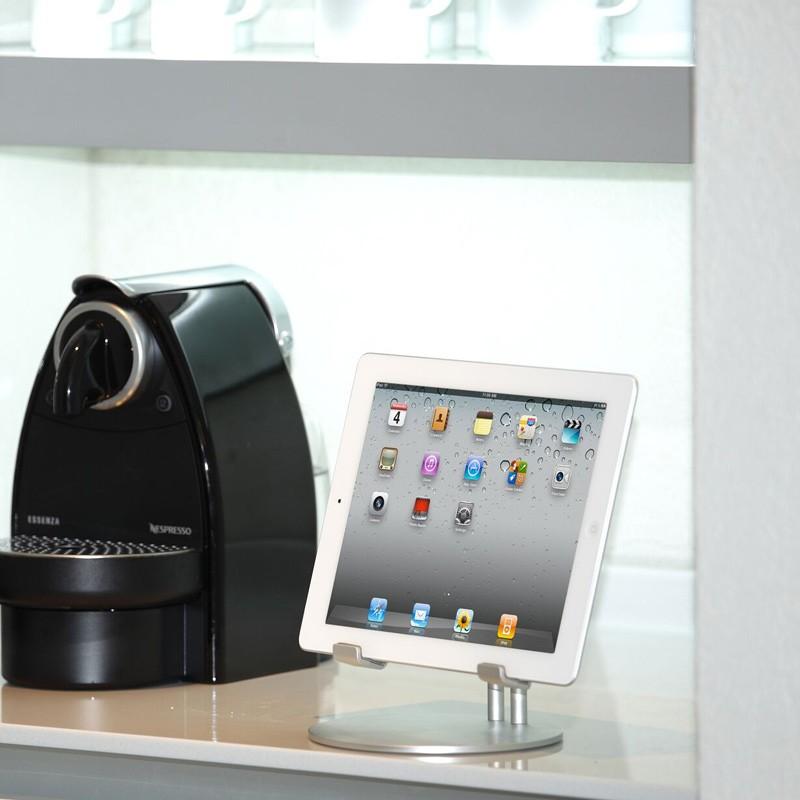 Just Mobile Upstand Standaard voor iPad 06