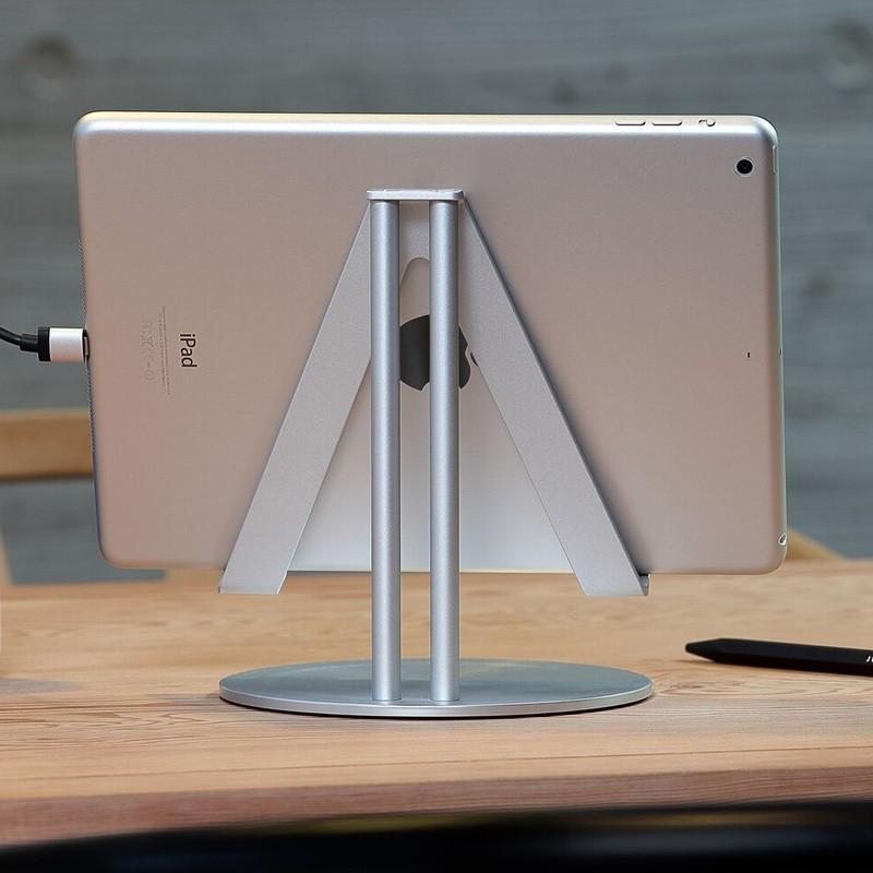 Just Mobile Upstand Standaard voor iPad 07