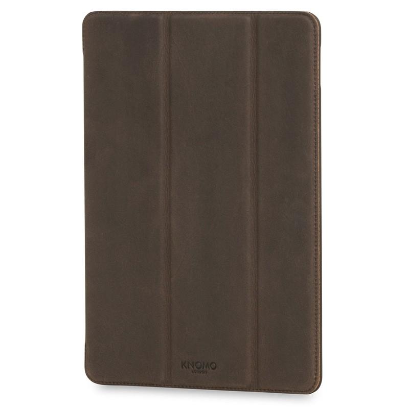 Knomo - Leather Folio iPad Pro 9,7 inch Brown 02