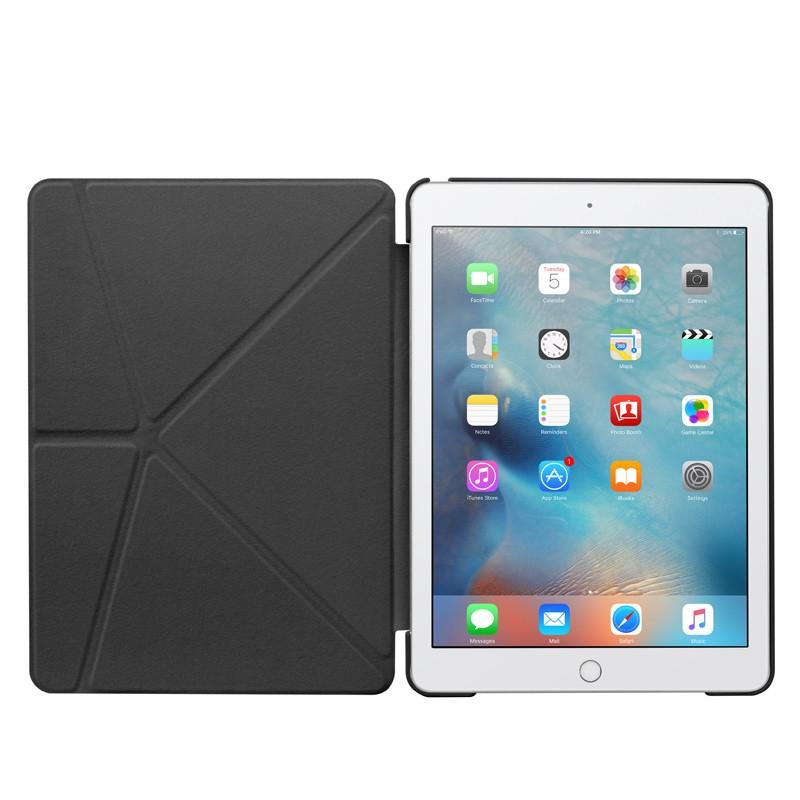 LAUT - Trifolio iPad 9,7 inch 2017 Black 06