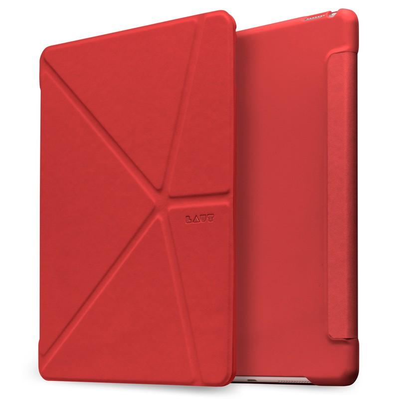 LAUT - Trifolio iPad 9,7 inch 2017 Red 01