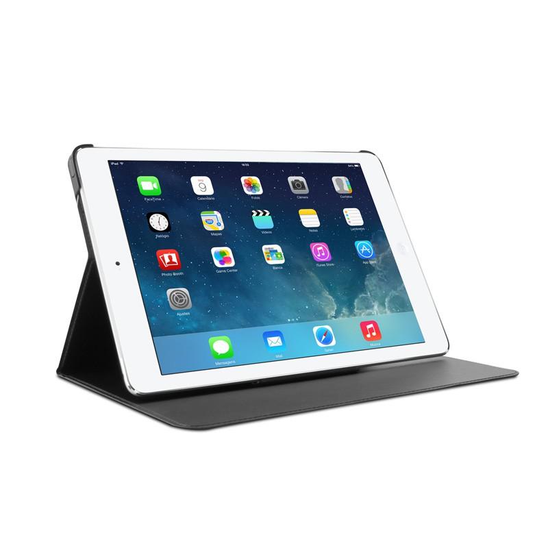 Puro Booklet Case iPad Air 2 Black - 4