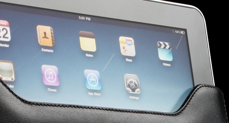 Sena Executive Sleeve iPad Black - 4