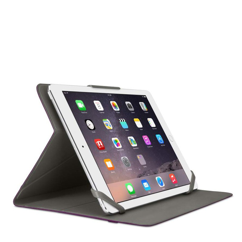 Belkin Twin Stripe Folio iPad mini 4 Purple - 3