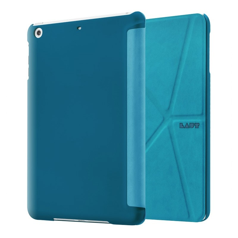 LAUT Trifolio iPad mini 1 / 2 / 3 Blue - 1