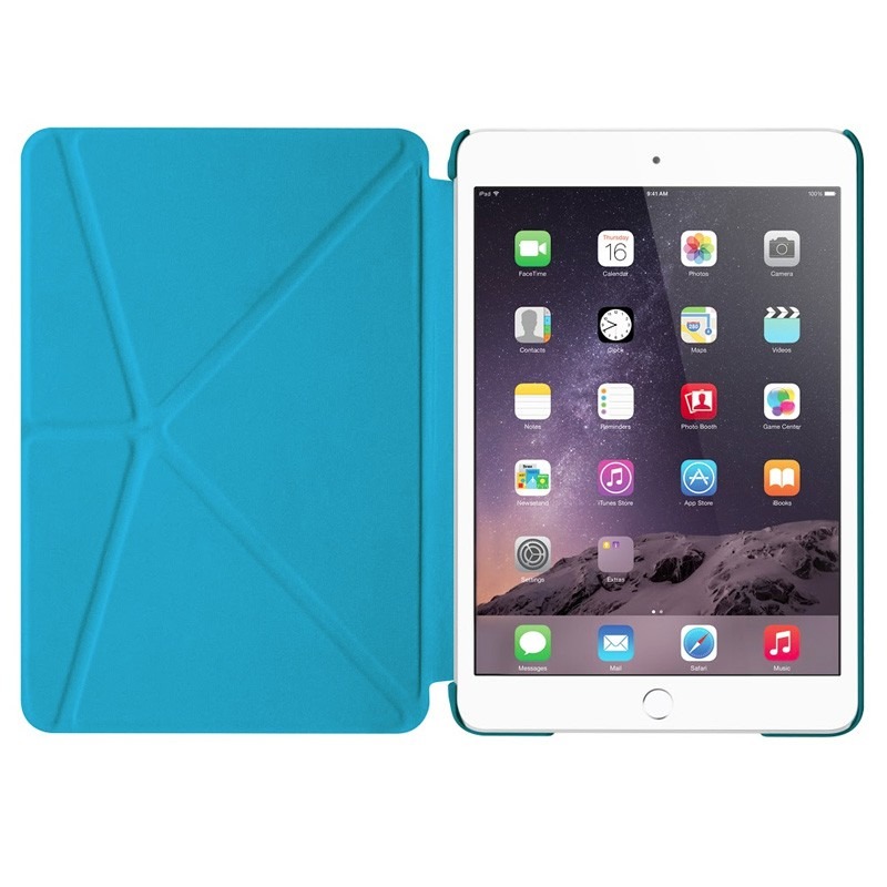 LAUT Trifolio iPad mini 1 / 2 / 3 Blue - 3