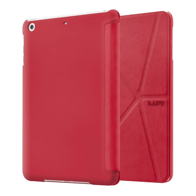 LAUT Trifolio iPad mini 1 / 2 / 3 Red - 1