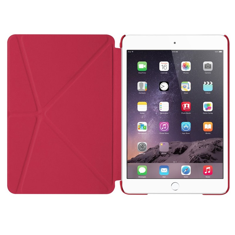 LAUT Trifolio iPad mini 1 / 2 / 3 Red - 4