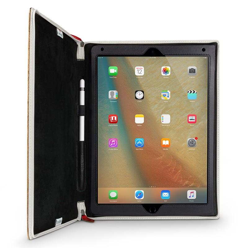 Twelve South - BookBook iPad Pro 12.9 inch Brown 02