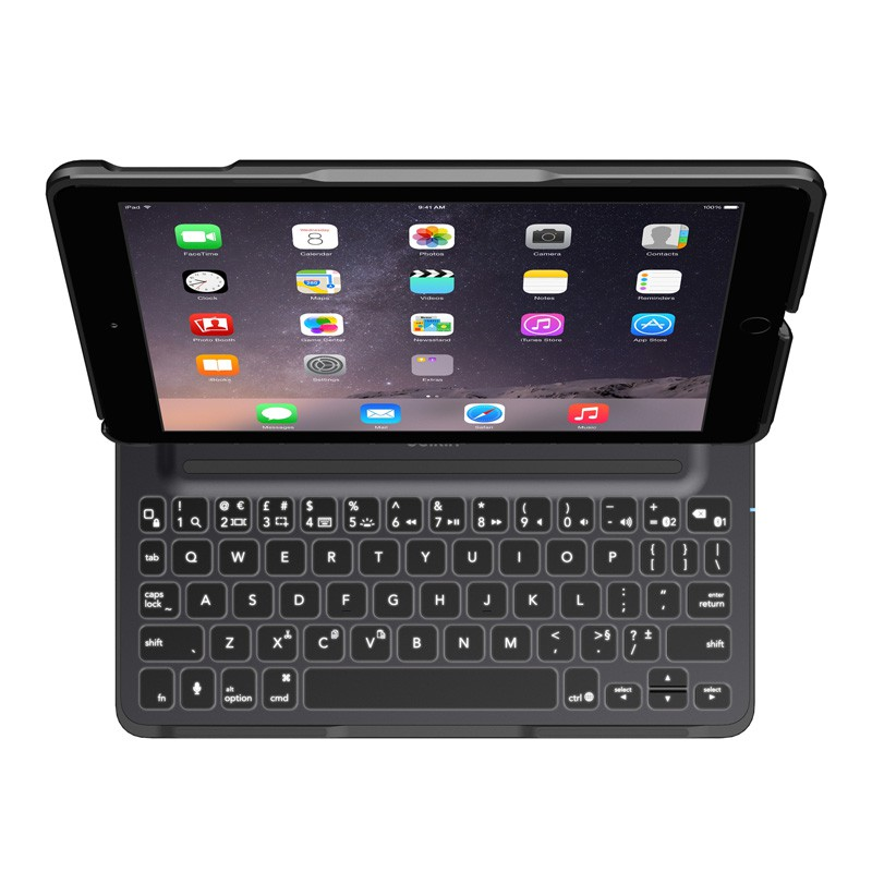 Belkin Ultimate Keyboard Case Pro iPad Air 2 Black - 5