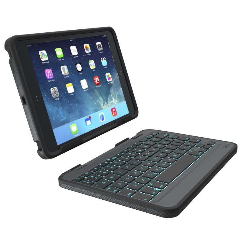 ZAGG - Rugged Book Keyboard iPad mini 4 11